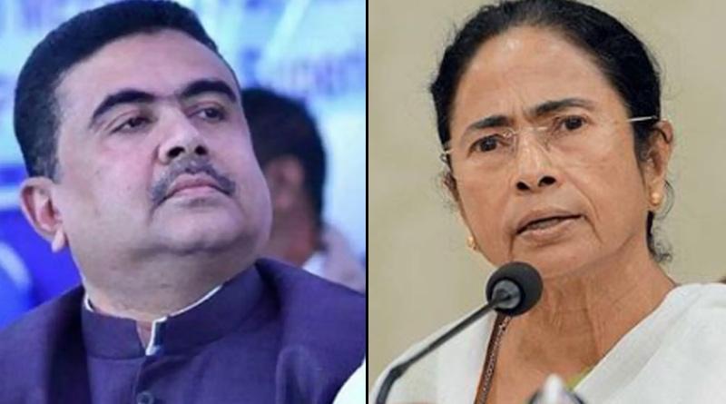 Election commission rules out Suvendu Adhikary's complain on cancellation of Mamata Banerjee's nomination  Sangbad Pratidin