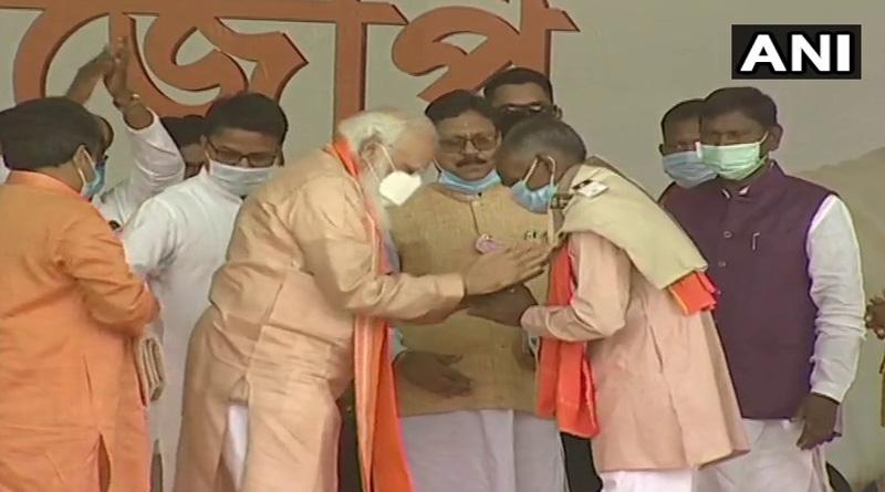Mamata Banerjee unleashes new generation of Maoists: PM Narendra Modi | Sangbad Pratidin