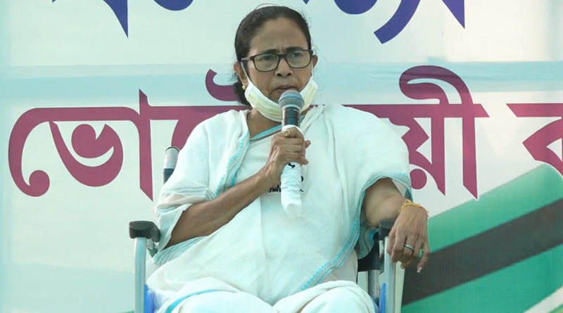 WB Polls: CM Mamata Banerjee replies to the show case notice of election commission । Sangbad Pratidin