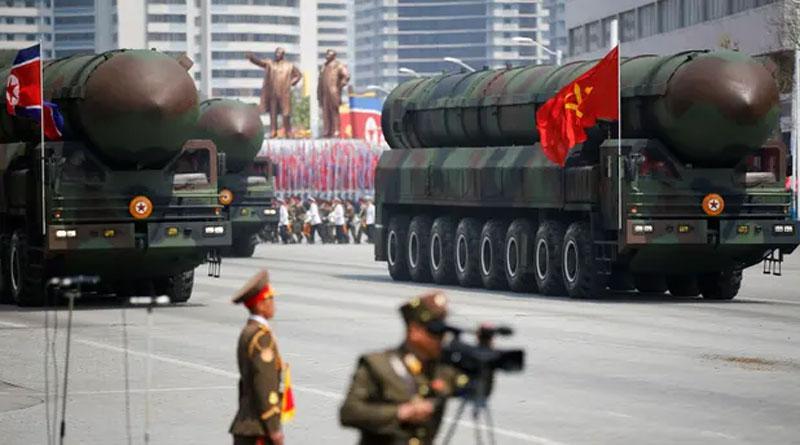 North Korea has test fired two ballistic missiles, says Japan PM | Sangbad Pratidin