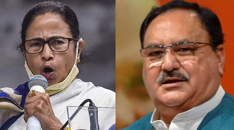 WB Assembly Polls: JP Nadda attacks Mamata Banerjee with linked to Batla House encounter | Sangbad Pratidin