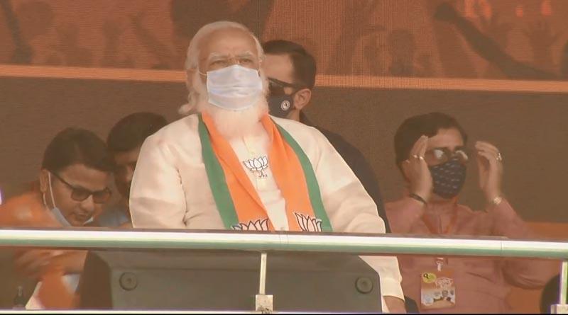 DMK candidates turn to PM Modi for 'help in increasing winning margin' | Sangbad Pratidin