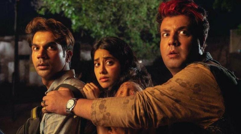 Here is the review of Raj Kumar-Janhvi Starrer film Roohi | Sangbad Pratidin