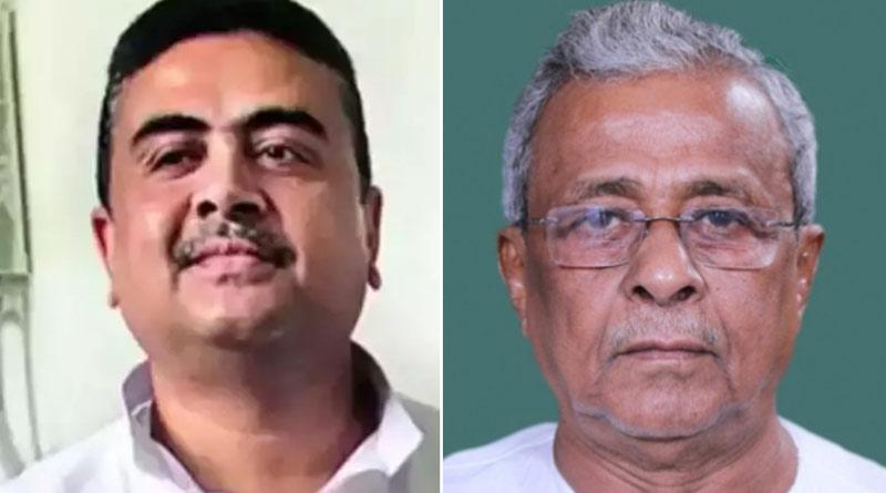 'Will go for PM Modi's public meeting if Suvendu gives a nod', says Sisir Adhikary |Sangbad Pratidin