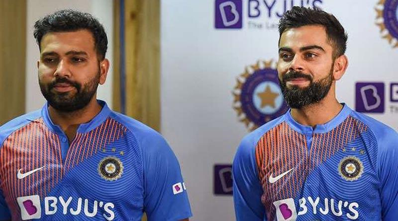 Personal milestones on card for Virat Kohli, Rohit Sharma on T-20 match against England | Sangbad Pratidin