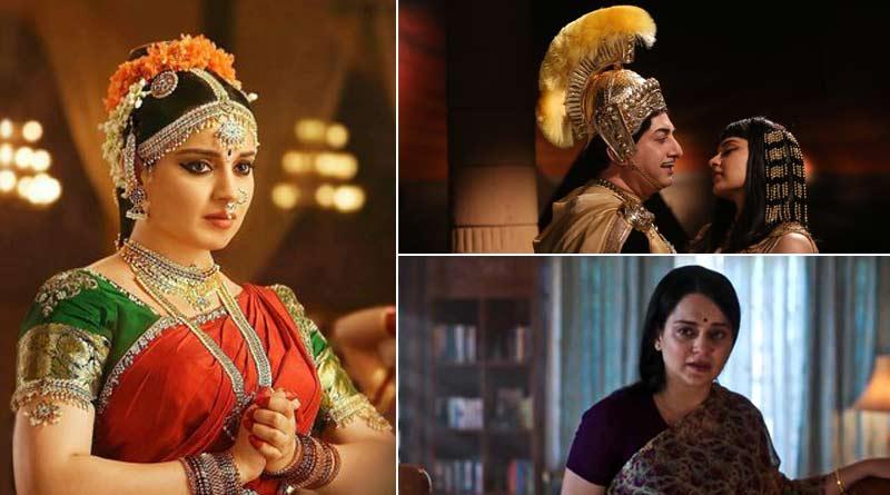 Thalaivi trailer: Kangana Ranaut brings Jayalalithaa's journey to limelight | Sangbad Pratidin