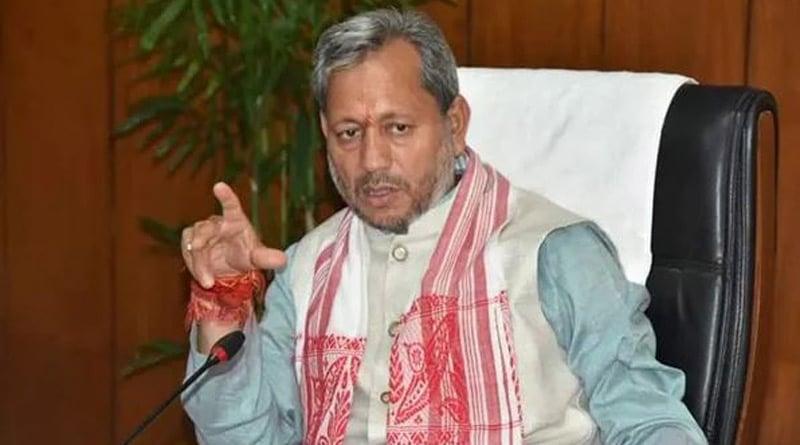 Uttarakhand Chief Minister gives resignation letter to BJP chief JP Nadda | Sangbad Pratidin