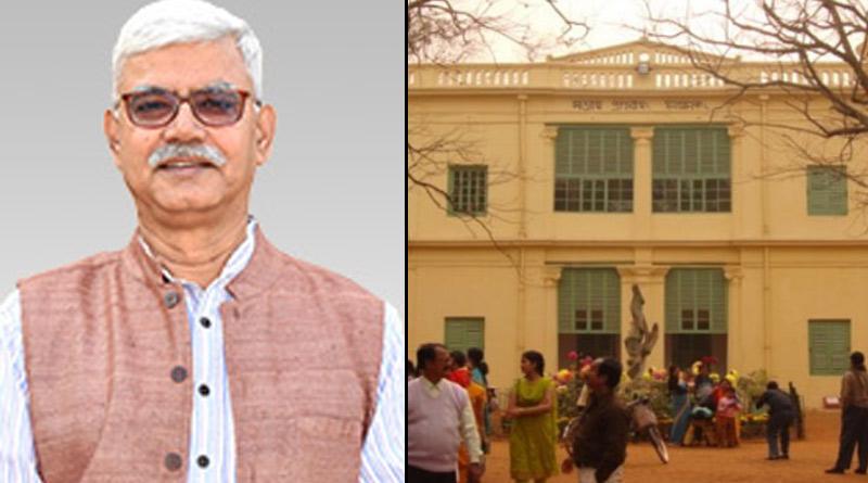 Visva-Bharati University cancelled debate programme | Sangbad Pratidin