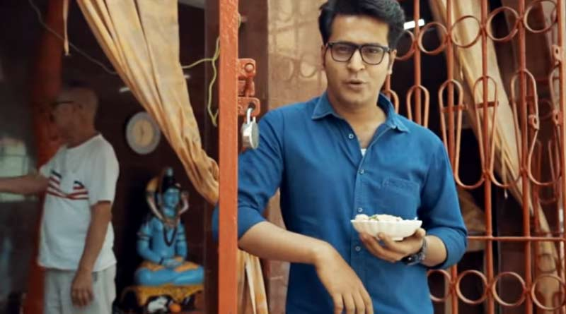Nijeder Mawte Nijeder Gaan, New music video by Riddhi, Rwitobroto Anirban Bhattacharya and other Tollywood celeb | Sangbad Pratidin