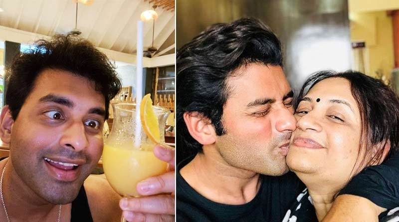 WB Assembly Elections 2021: Here is why Ankush Hazra missing his mother while vacationing with Oindrila Sen at Maldives | Sangbad Pratidin