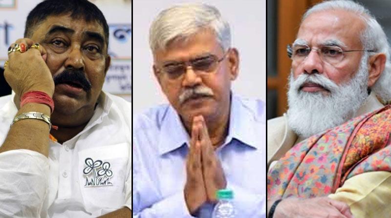 WB Elections 2021 : VC of Visva-Bharati University wrote a letter to PM Modi | Sangbad Pratidin
