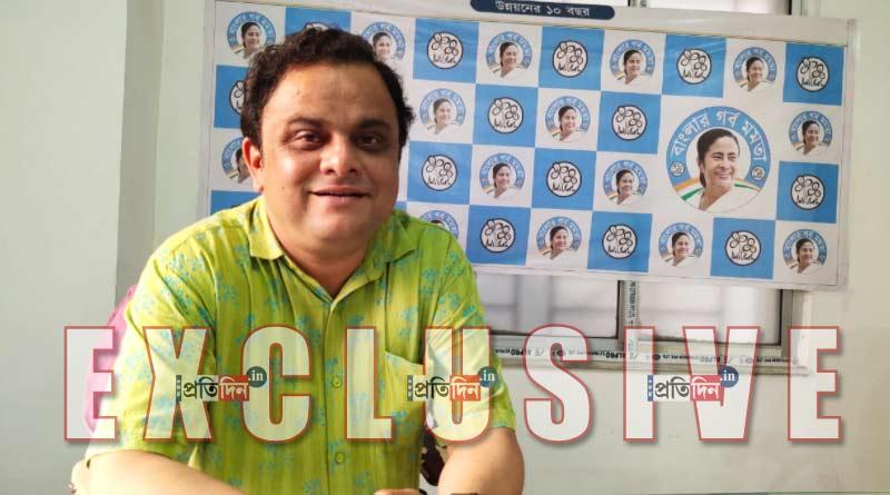 Bengal Polls: EXCLUSIVE interview TMC Candidate Bratya Basu | Sangbad Pratidin