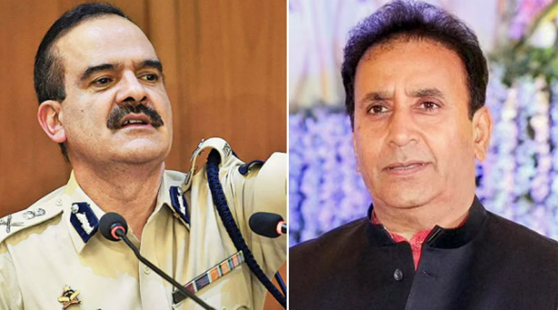 Ex-Mumbai Top Cop Files Supreme Court Plea Against Maharashtra Minister   Sangbad Pratidin