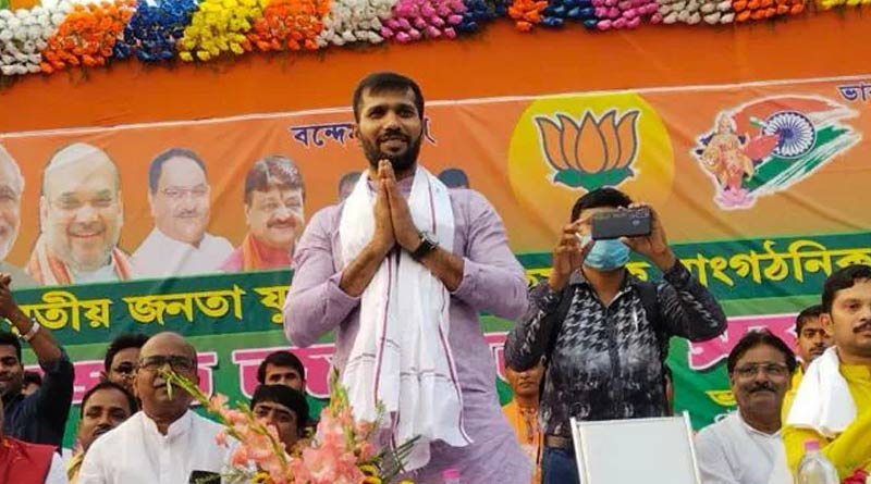 Bengal Polls: Ashoke Dinda's twitter gaffe sparks laughter frenzy in social media domain | Sangbad Pratidin