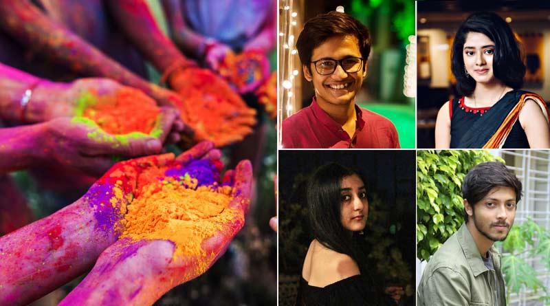 Dol Utsav 2021: Here is what Ditipriya Roy, Rwitobroto Mukherjee, Surangana Bandyopadhyay, Amartya Ray will spent the festival | Sangbad Pratidin