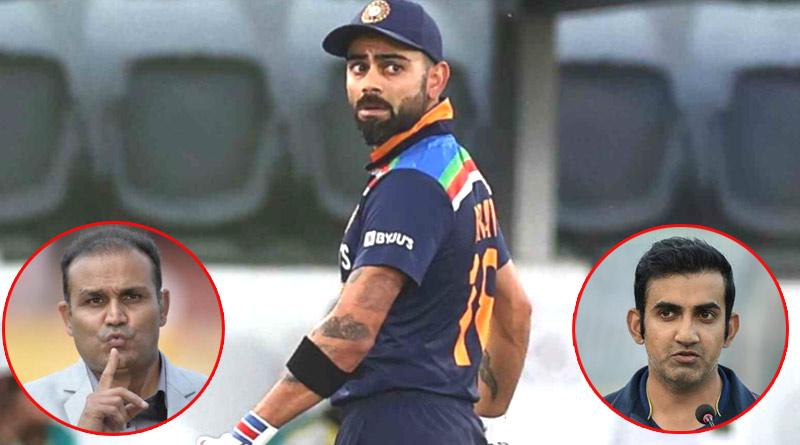 Virender Sehwag, Gautam Gambhir questions skipper for resting in form Rohit Sharma | Sangbad Pratidin