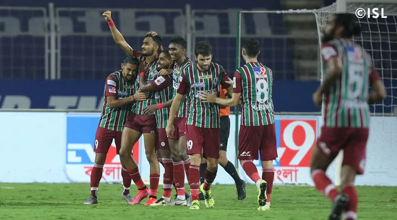 ATK Mohunbagan's Manveer Singh Wants to score in Final and fullfill his father's wish | Sangbad Pratidin