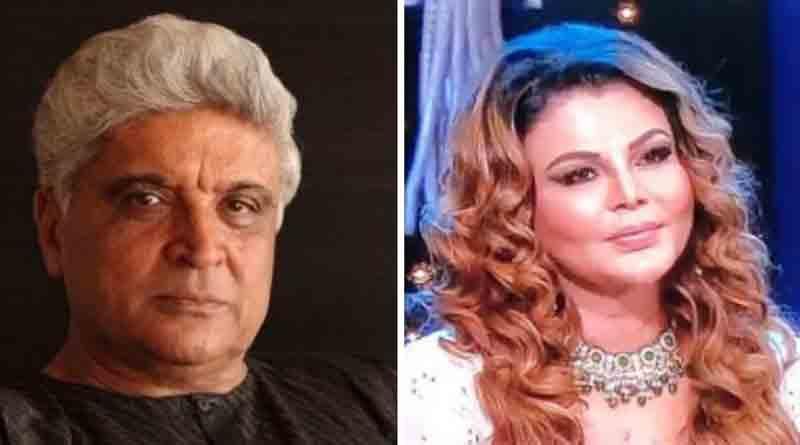 Screenwriter Javed Akhtar would like to write script on Rakhi Sawant's life | Sangbad Pratidin