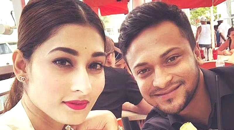 Plot against Shakib to portray him as villain, says Bangladesh cricketer's wife after controversy | Sangbad Pratidin