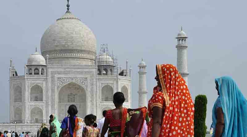 Free Entry for Women Today at Taj Mahal, Other ASI Monuments | Sangbad Pratidin