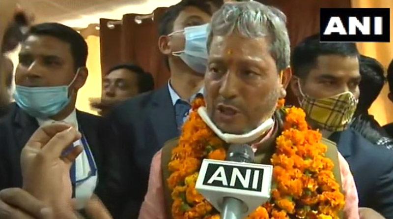 Tirath Singh Rawat to succeed as Uttarakhand CM after Trivendra Singh Rawat's resignation   Sangbad Pratidin