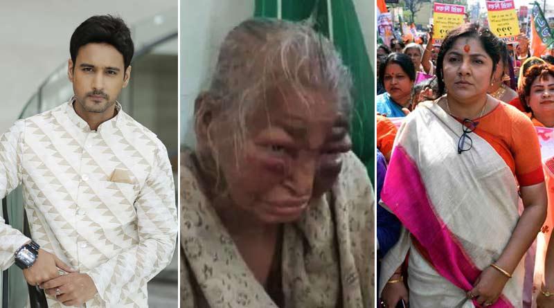 WB Assembly Poll: Yash Dasgupta and Locket Chatterjee slams TMC on Nimta Case | Sangbad Pratidin