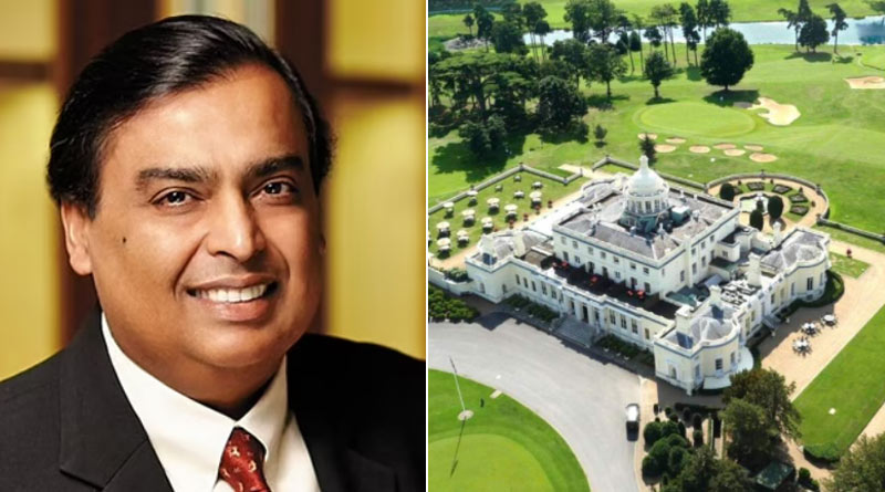 Reliance Industries Buys Another British Icon, Stoke Park, For $79 Million | Sangbad Pratidin