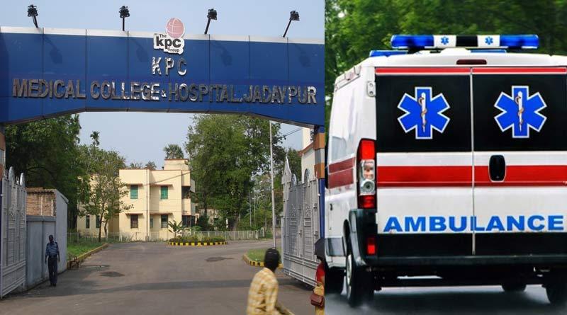 Coronavirus in Kolkata: Ambulance driver leaves corona victim's body in front of house, flees scene | Sangbad Pratidin
