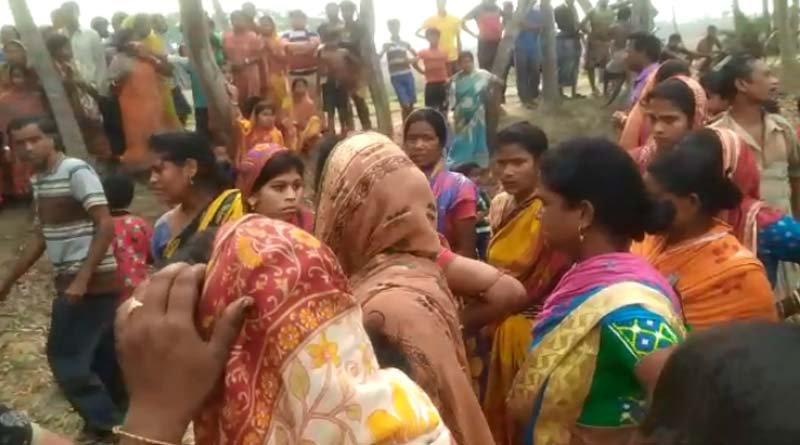 WB Elections : Body of a BJP leader found in Purba Medinipur | Sangbad Pratidin