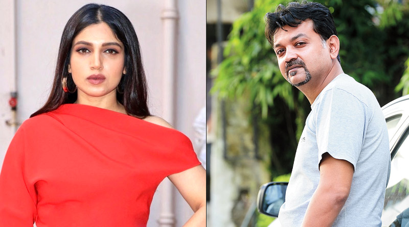 Bollywood actress Bhumi Pednekar and director Srijit Mukherji offer support to Corona victim | Sangbad Pratidin