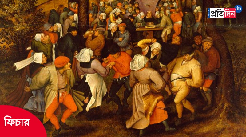 The dancing plague that struck many in medieval Europe | Sangbad Pratidin