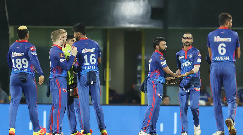 IPL 2021: Delhi beats Mumbai Indians | Sangbad Pratidin