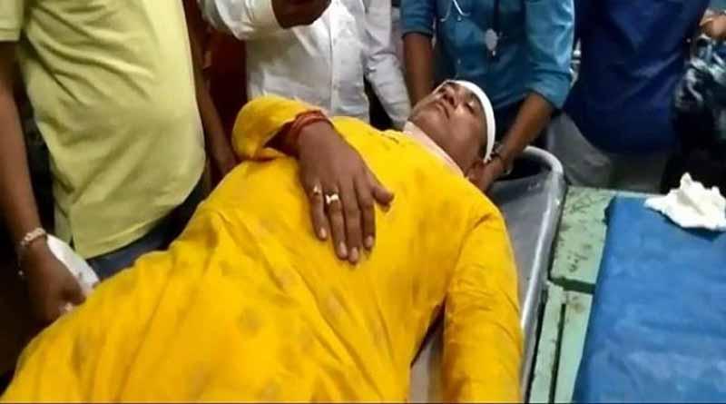 WB assembly polls: Malda BJP candidate Gopal Chandra Saha shot at, now stable   Sangbad Pratidin