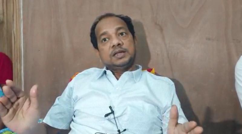 TMC candidate Jakir Hossain attacks mla Emani Biswas over Nimtita issue | Sangbad Pratidin
