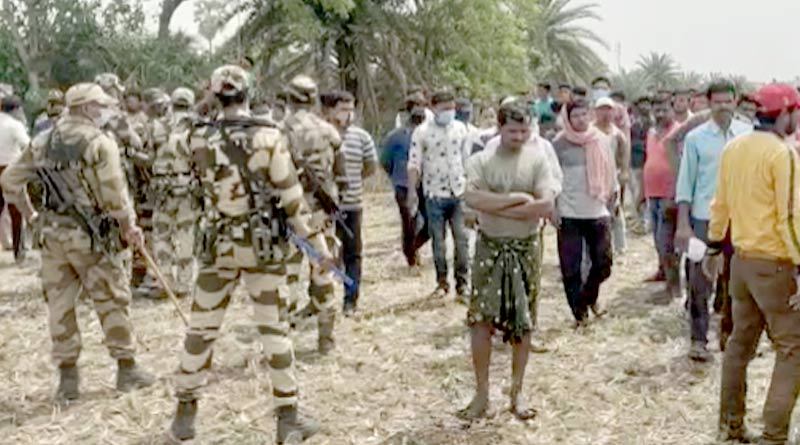 Bengal Polls : Hanging of a BJP worker found in Jamuria