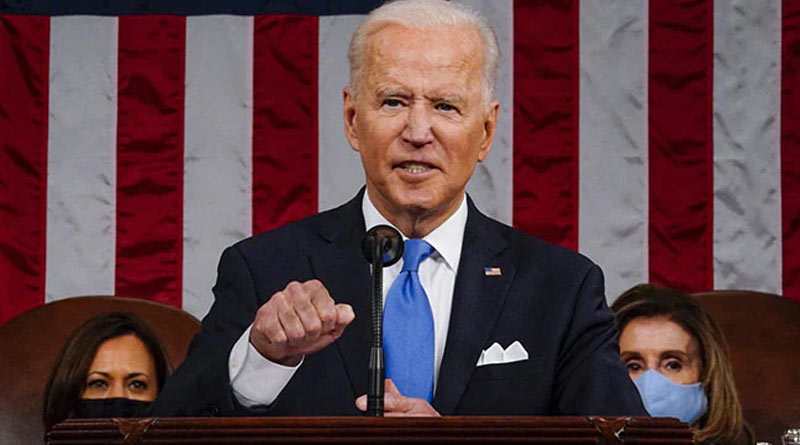 White Supremacy Is Terrorism, Most Lethal Threat To America: Joe Biden | Sangbad Pratidin
