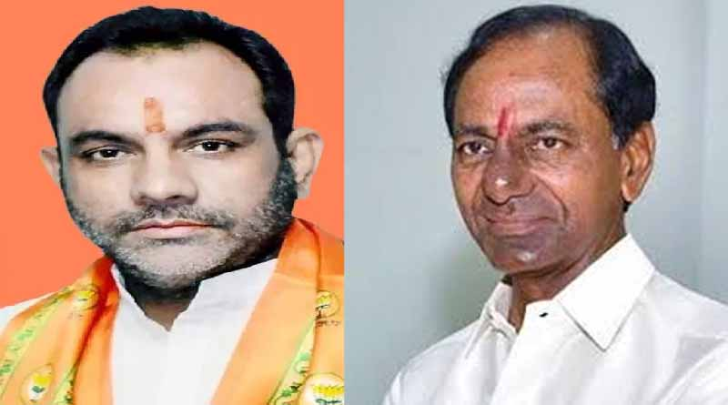 UP Minister of State Hanuman Mishra passes away at a hospital in Lucknow and KCR infected । sangbad Pratidin