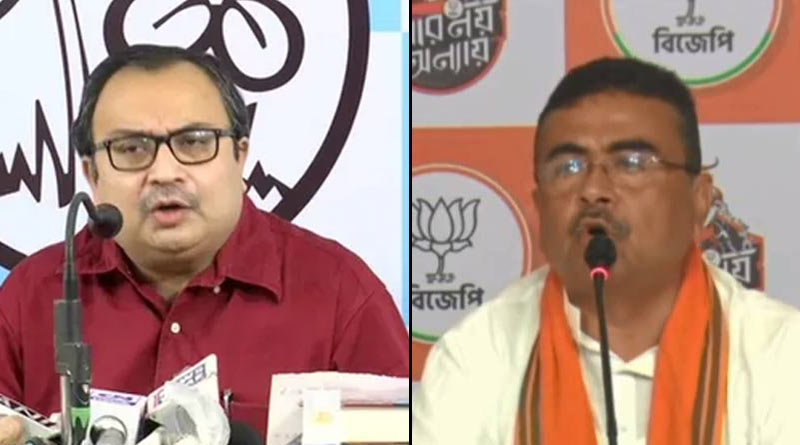 'BJP uses him to make spread rumours against TMC', Kunal Ghosh slams Suvendu Adhikari on his press conference on coal scam|Sangbad Pratidin