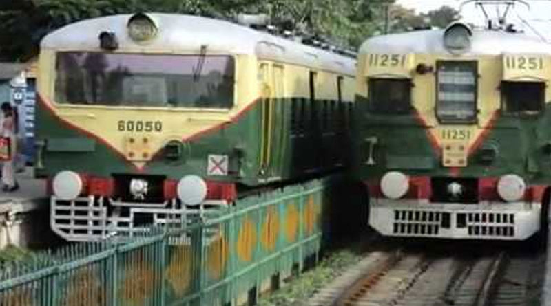 Eastern railway says they are ready to start train services as per instructions from West Bengal government | Sangbad Pratidin