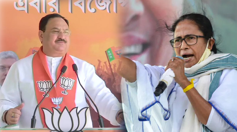 Why does she not attend meetings called by PM? Nadda attacks Mamata