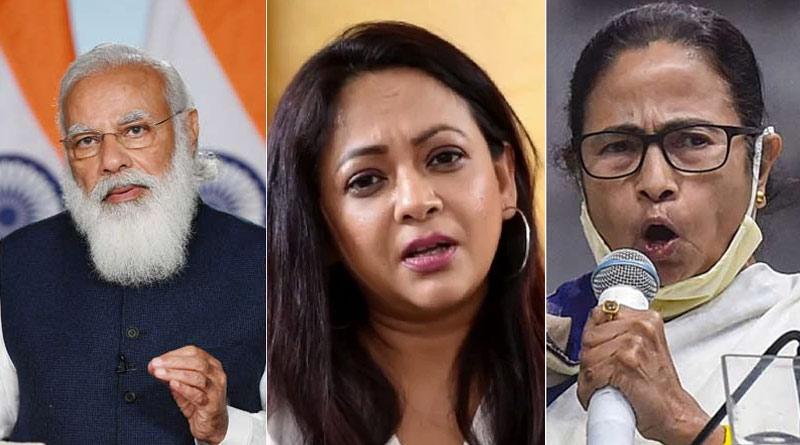 Sreelekha Mitra slams PM Narendra Modi and CM Mamata Banerjee on Facebook | Sangbad Pratidin