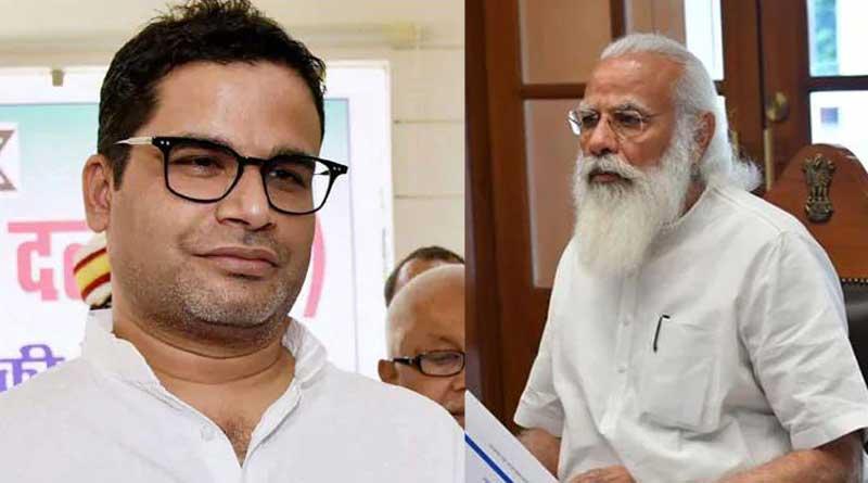 Prashant Kishor attacks BJP over the Mishandling of COVID-19 in India | Sangbad Pratidin