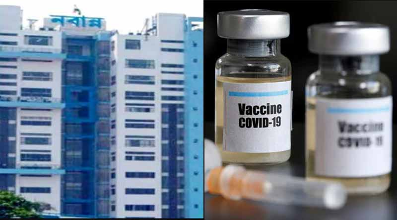 WB Govt sends letter to GOI for 3 Cr COVID-19 Vaccine before 1 May | Sangbad Pratidin