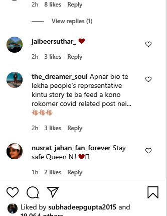 Actress-MP Nusrat Jahan again trolled for posting picture on Instagram