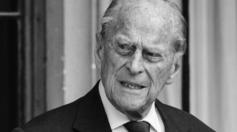 Prince Philip, husband of Queen Elizabeth II, dies at the age of 99 । Sangbad Pratidin
