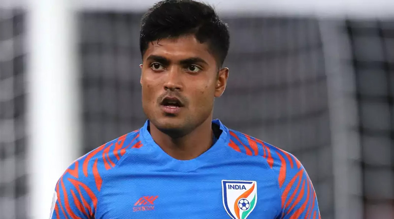 Mohun Bagan footballer Pritam Kotal offers support to ailing Bangladeshi footballer | Sangbad Pratidin