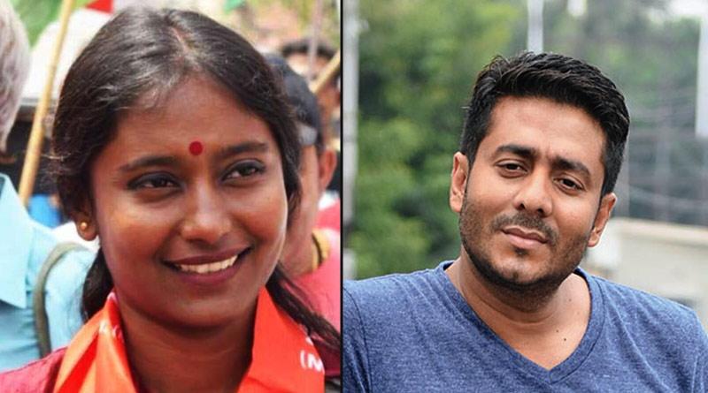 Dipsita Dhar Slams Raj Chakraborty thro Social Media | Sangbad Pratidin
