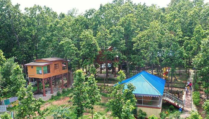Rimil Lodge of Bankura's Jhilimili