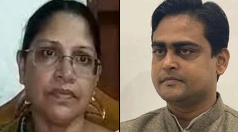 BJP MP Shantanu Thakur slams Mamatabala Thakur over Matua mela   Sangbad Pratidin