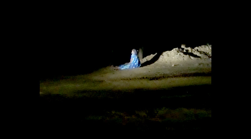 Man abandons corona infected mother on Tajpur sea beach | Sangbad Pratidin